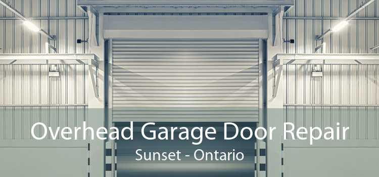 Overhead Garage Door Repair Sunset - Ontario