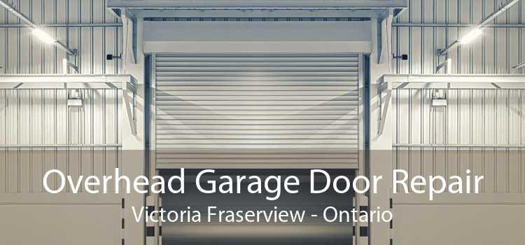 Overhead Garage Door Repair Victoria Fraserview - Ontario
