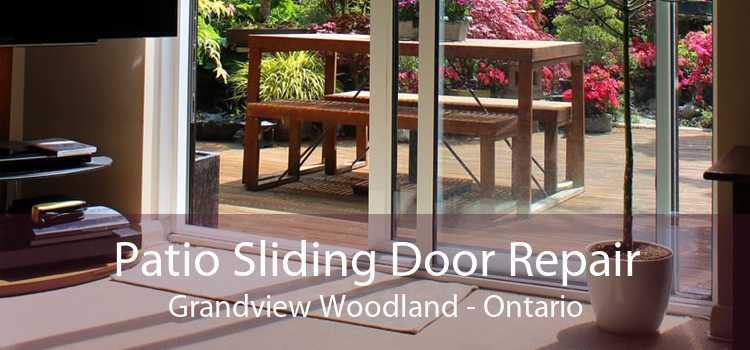 Patio Sliding Door Repair Grandview Woodland - Ontario