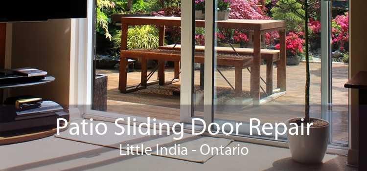 Patio Sliding Door Repair Little India - Ontario