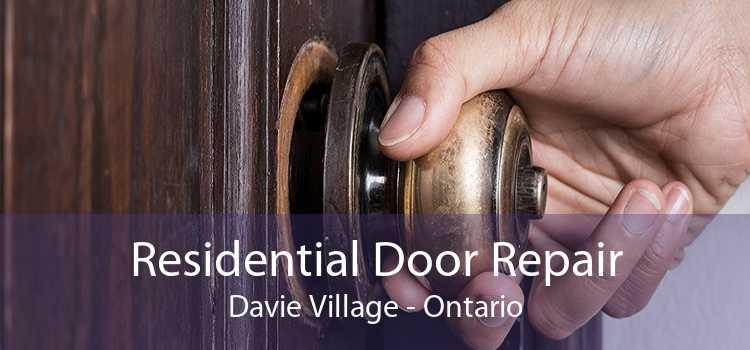 Residential Door Repair Davie Village - Ontario