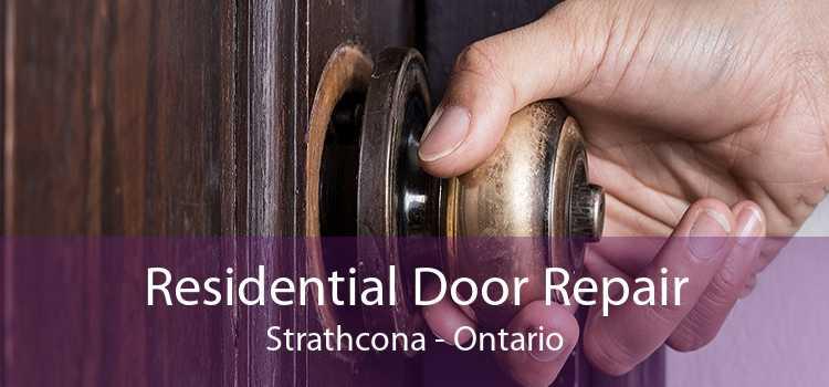 Residential Door Repair Strathcona - Ontario