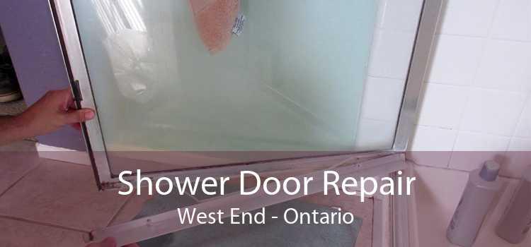 Shower Door Repair West End - Ontario