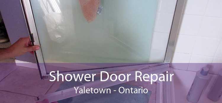 Shower Door Repair Yaletown - Ontario
