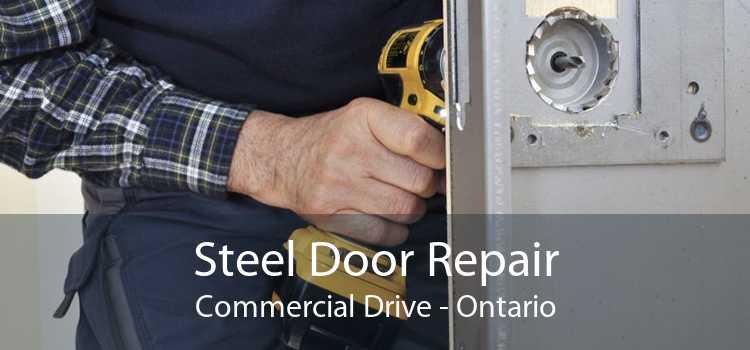 Steel Door Repair Commercial Drive - Ontario