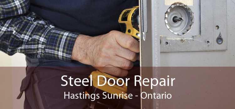 Steel Door Repair Hastings Sunrise - Ontario