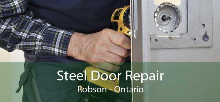 Steel Door Repair Robson - Ontario