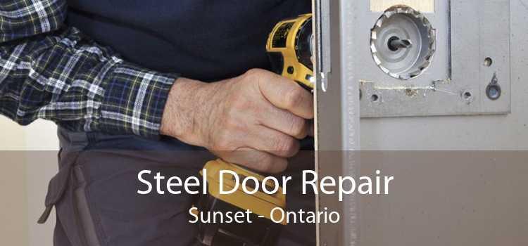 Steel Door Repair Sunset - Ontario