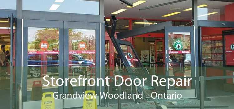 Storefront Door Repair Grandview Woodland - Ontario