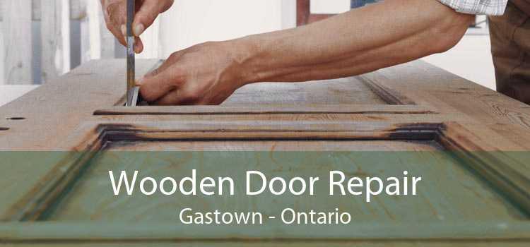 Wooden Door Repair Gastown - Ontario
