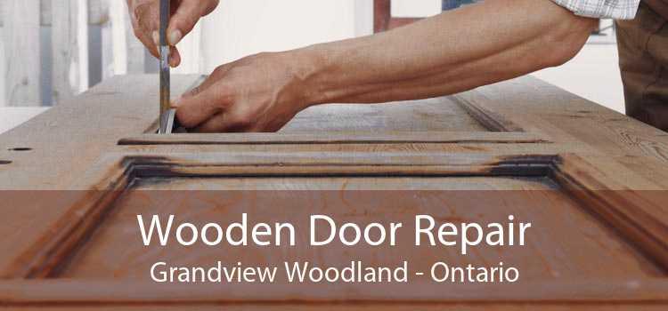 Wooden Door Repair Grandview Woodland - Ontario