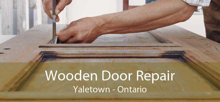 Wooden Door Repair Yaletown - Ontario